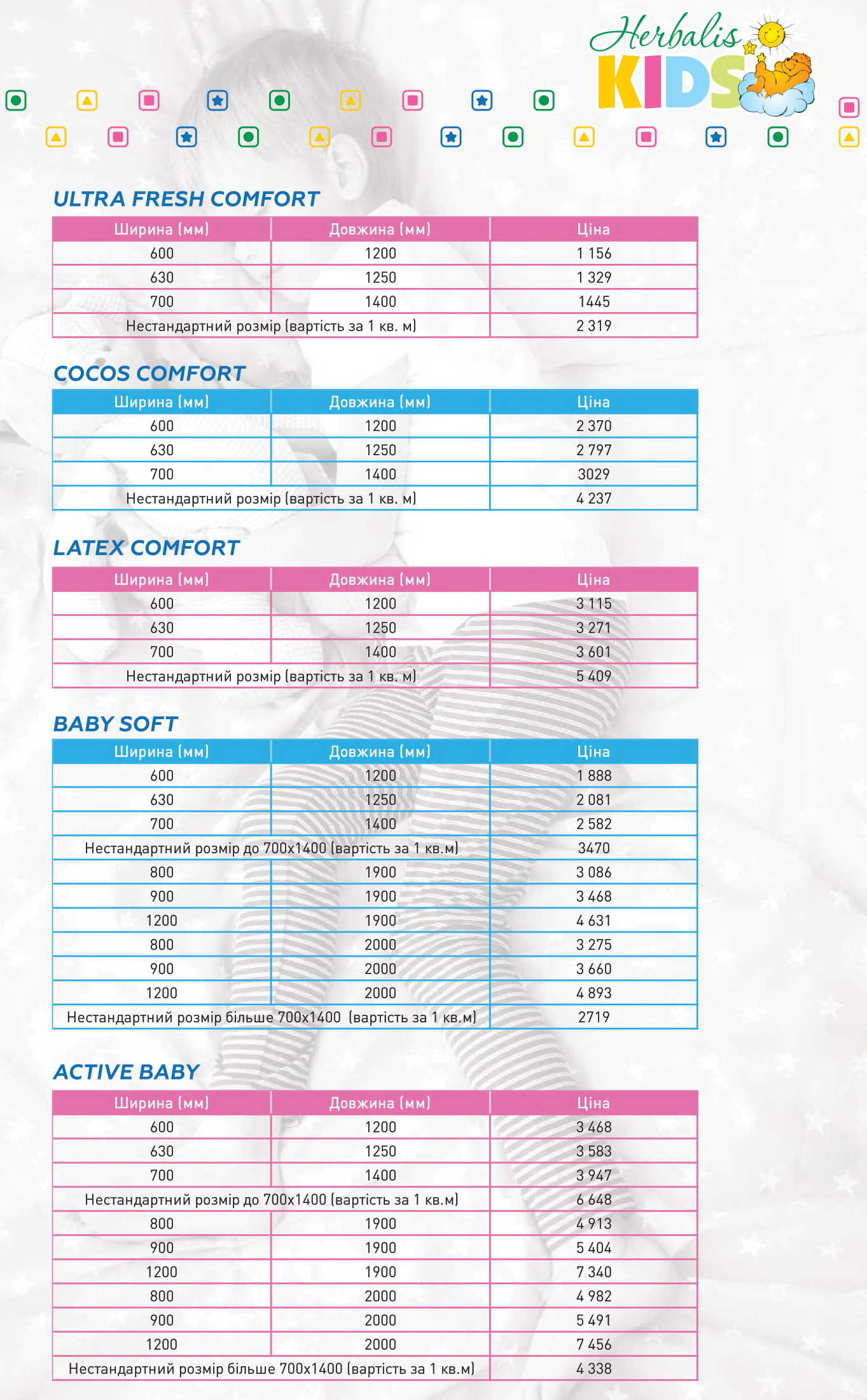 Цены на ортопедические матрасы в г. Кривой Рог Купить качественный пружинный или беспружинный матрас